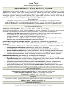 hr manager resume headline human resource resume sles inspiration decoration hr resume templates human resources