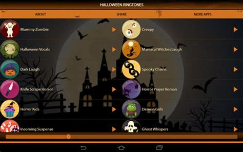 13 Awesome Halloween Apps For Android & Apple
