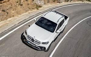 Mercedes Gap : the x class is mercedes benz 39 s first pick up and it 39 s posh daily mail online ~ Gottalentnigeria.com Avis de Voitures