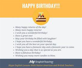 other ways to say quot happy birthday quot myenglishteacher eu forum myenglishteacher eu forum