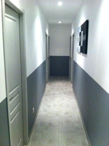 Decoration Couloir Gris Et Blanc Deco Couloir Information Idee Deco Couloir Gris Et Blanc