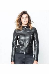 Blouson En Daim Femme : blousons vestes vetements cuirs et daims femme ventcouvert ventcouvert ~ Melissatoandfro.com Idées de Décoration