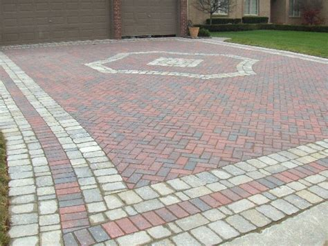paving patterns for driveways 17 best images about pavers driveway on pinterest driveway design permeable driveway and