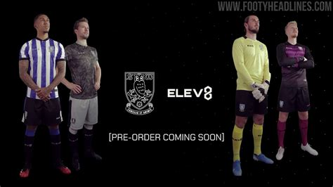 Sheffield Wednesday 20-21 Home & Away Kits Revealed ...