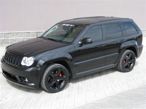 jeep cherokee blacked out jeep grand cherokee srt8 blacked out jeep pinterest