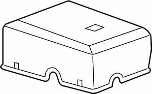 Chevrolet Silverado 1500 Cover  Box  Fuse  Engine