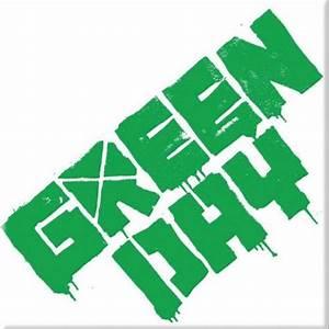 Green Day Logo Magnet