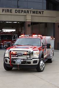 2011 Ford F-550 Super Duty Fire Truck In La