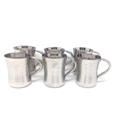 Get info of suppliers, manufacturers, exporters, traders of disposable coffee cup for buying in india. Yogit Steel Yogit Coffee Cups Coffee Cup 6 Pcs 200 ml: Buy Online at Best Price in India - Snapdeal