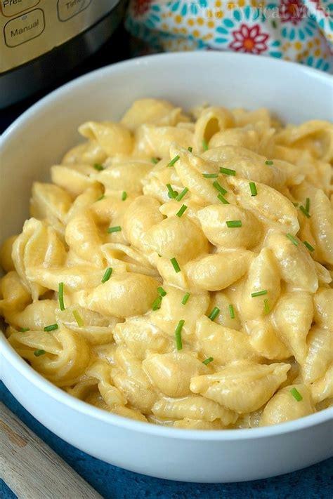 ingredient instant pot macaroni  cheese video