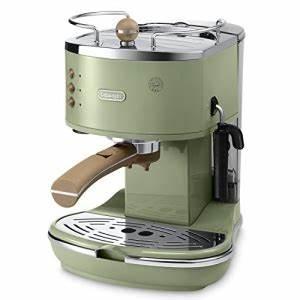 Delonghi Espresso Siebträgermaschine : de 39 longhi ecov 311 gr siebtr germaschine im test ~ A.2002-acura-tl-radio.info Haus und Dekorationen