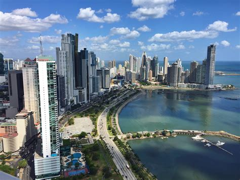Panama City, just moved here and it's a nonstop city porn ...