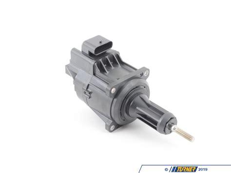 genuine bmw set wastegate valve actuator