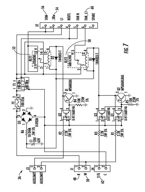 honeywell chronotherm iii wiring diagram honeywell
