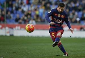 Espanyol 0-0 Barcelona: Lionel Messi hits the bar and Luis ...