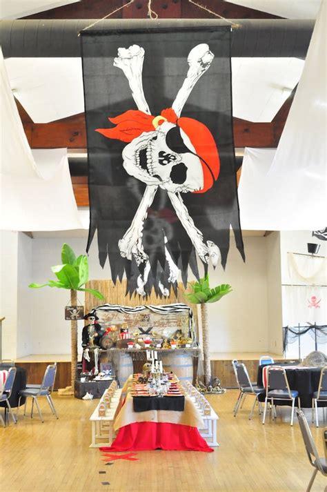Karas Party Ideas Pirates Of The Caribbean Birthday Party