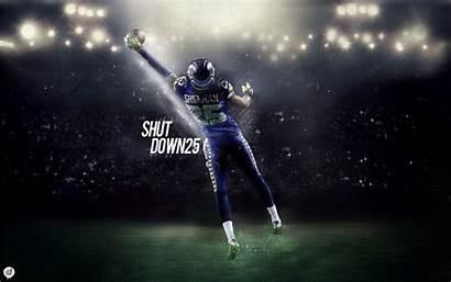 Seahawks Sherman Seattle Richard Deviantart Ipad Nfl
