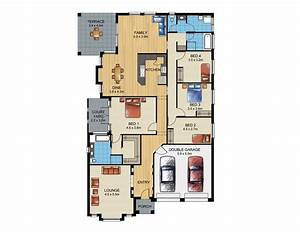 Carrington, 205, -, Home, Design, -, Sterling, Homes