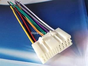 24 Male Pin Plug Pigtail For New Elantra The Hyundai Tucson Old Yue Kia Cerato