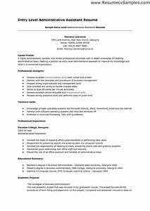 Objective For Certified Nursing Assistant Resumes Sample Entry Level Medical Assistant Resume Templates