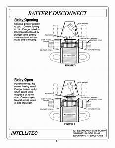 Intellitec Battery Disconnect Wiring Diagram Solenoid Or