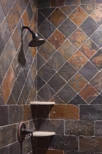 slate shower www cargillconstruction bathrooms
