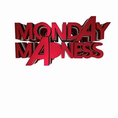 Monday Madness Officialpsds