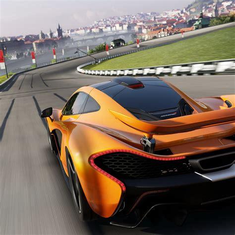 kendaraan mobil keren oranye wallpapersc ipad tablet