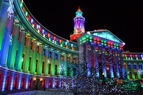 denver city and county building lights from left jason s