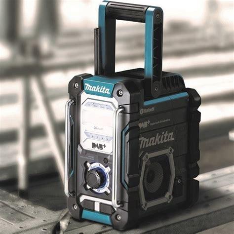 makita radio dab makita dmr112 dab bluetooth site radio anglia tool