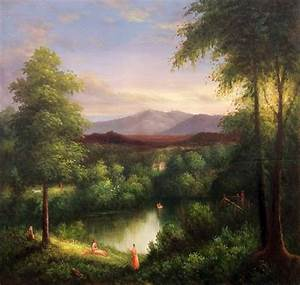 Cole - View on the Catskill--Early Autumn, 1837
