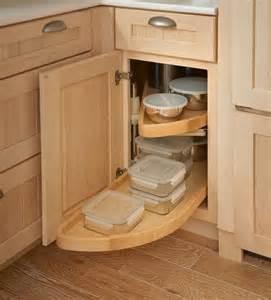 storage solutions details base blind corner w wood lazy susan kraftmaid kitchen