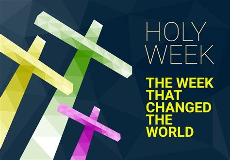 Free Holy Week Vector Illustration - Download Free Vector ...