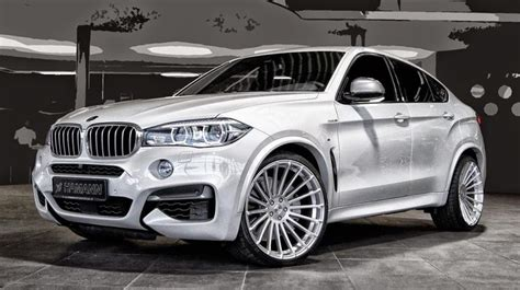 If It Comes To Tuning Bmw X6, Hamann Is The Company To Go