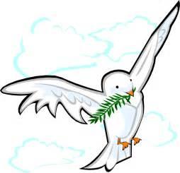Dove Bird Cartoon