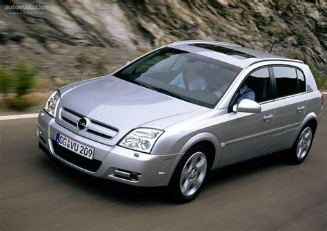 Opel Signum Specs 2003 2004 2005 Autoevolution
