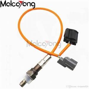 5 Wire Oxygen O2 Sensor Lambda Sensor Orange Lfh1  U2013 Car