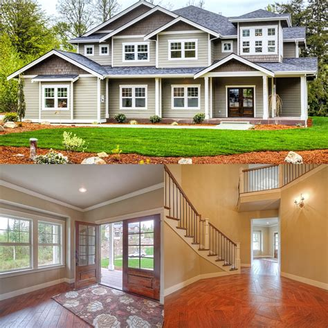 Plan 23188JD: Substantial Columns and Trim Create Bold