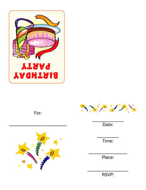 a birthday invitation block party invitation template gangcraft net
