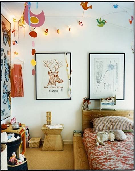 deco chambre recup sélection chambres enfant thème bohème ethnique picslovin