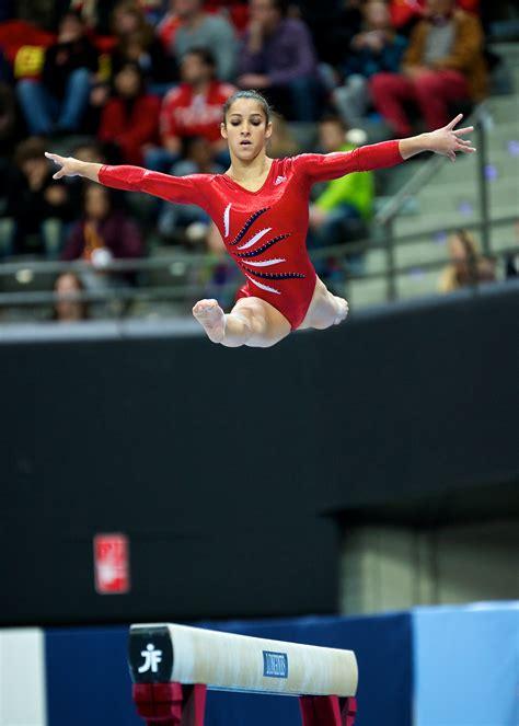 aly raisman leads   gymnastics team gold az jewish