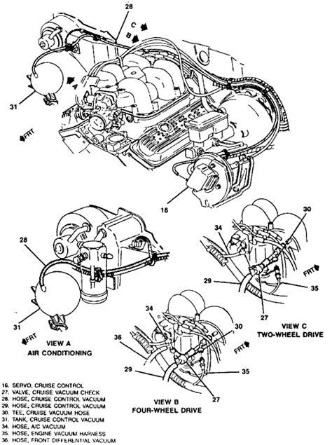 Need Vacuum Diagram For Blazer Cpi