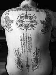 What Does Khmer Tattoo Mean?   Represent Symbolism