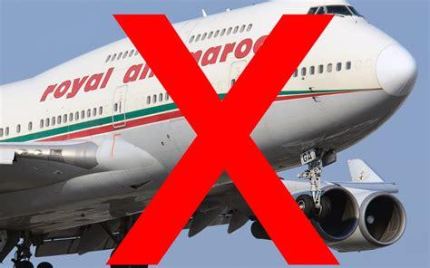 royal air maroc siege les marocains du canada appellent au boycott de royal air