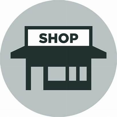 Retail Icon Shopping Transparent Goods Lnsplt Blvd