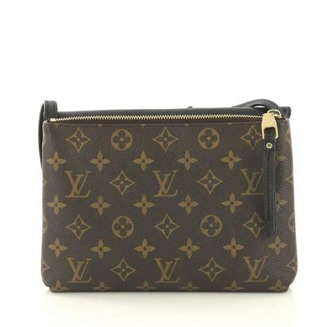 louis vuitton  handbag monogram canvas  stdibs