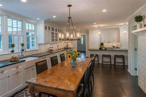 modern country kitchens 26 farmhouse kitchen ideas decor design pictures 4194