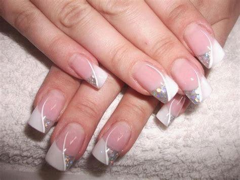 Bridal Wedding Nail Art Designs Ideas 2015