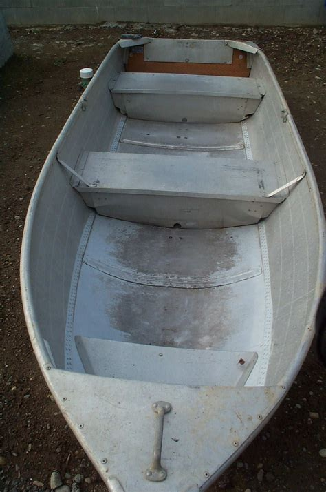 Aluminum Row Boat by 12 Aluminum Row Boat Sold Northwest Fishing Reports