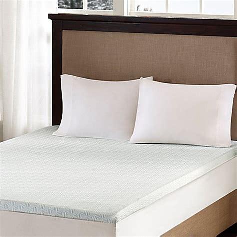 2 inch memory foam mattress topper sleep philosophy flexapedic 2 inch memory foam mattress